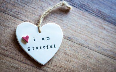 Wdzięczność – dobra energia