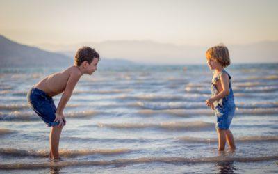 Konflikt dzieci jest jak trening przed ważnymi zawodami